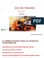 393995896 Manejo Basico Del Trauma