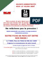 Adjoints Nous Le Valons Bienv22