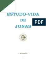 Witness Lee - Estudo-Vida de Jonas