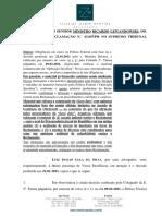 Petição e Laudo - defesa do ex-presidente Lula