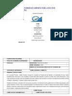 PLAN DIARIO PARA CARPETA DE PLANIFICACION AULICA