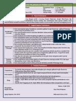RPP Daring (Operasi Matriks)