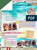 CONCEPTOS DE PENSAMIENTO HISTORICO