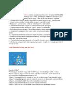 Competențe generale și specifice dezvoltate la consiliere