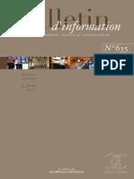 Bulletin d'Info Cour de Cassation
