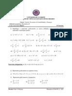 Ficha de exercícios Curvas de 2ª Ordem-Matematica_II_-Diurno-2021