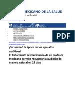 Portal Mexicano de La Salud
