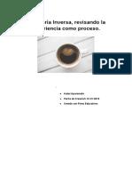 000#Ingenieria Inversa como una historia de  taza de Café