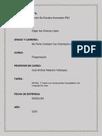 6toPC_Programación_Edgar Isai Chamay López