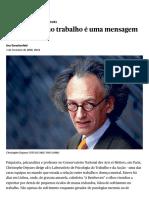 _Um Suicídio No Trabalho é Uma Mensagem Brutal_ _ Entrevista a Christophe de Dejours _ PÚBLICO