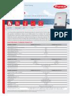 Brochure Fronius ECO