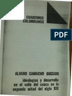 Ideologías y desarrollo en el valle del Cauca siglo XIX