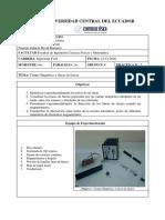 Informe Campo Magnético y Lineas de Fuerza