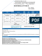 Proforma Invoice- Simon Safety (1)