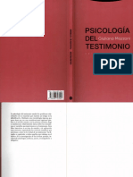 MAZZONI - Psicología del Testimonio
