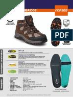 Ficha Tecnica zapato Norseg