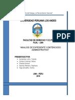 ANÁLISIS DEL EXPEDIENTE FINAL - EXPO ZELVIRA PARTE FINAL