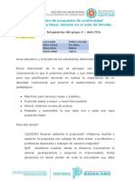 Modulo 2 Planificacion propuesta de continuidad pedagogica