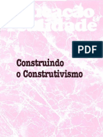Fernando Becker - Construindo o Construtivismo (1993)