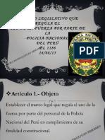 Uso-De-la-fuerza( Dl-1186) Pnp Tercera Clase 24oct19 (1)
