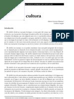 Cabello y Cultura