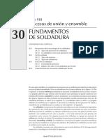 4.2 FUNDAMENTOS DE SOLDADURA
