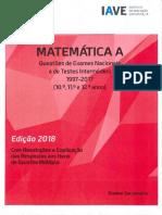 Matemática A, Questões de Exames Nacionais e de Testes Intermédios 1997-2017 (10.º, 11.º e 12.º anos) ( PDFDrive )