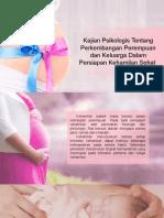 Kajian Psikologis Tentang Perkembangan Perempuan Dan Keluarga Dalam Persiapan Kehamilan Sehat