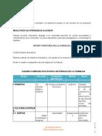 SESION 3 FORMACION HISTORIA DE LA FARMACIA