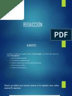 CLASE 11 REDACCIÓN SIGNOS DE PUNTUACIÓN
