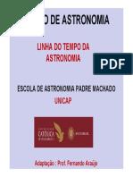 Linha Do Tempo Da Astronomia [Modo de Compatibilidade]