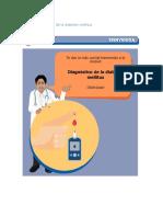 Diagnóstico de la diabetes mellitus imss