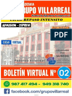 BOLETIN REPASO N° 2 (tarde)