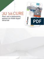 Guide 3d Secure Visa Et Mci