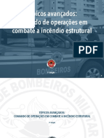 Comando de Operações Em Combate a Incêndios Estruturais