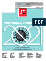 Portugal e o mundo em 2021