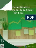 ebook- Sustentabilidade e Respponsabilidade Social SRS_em_foco_vol13