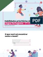 HABILIDADES PRIORITÁRIAS PORTUGUÊS 1° E 2° ANO