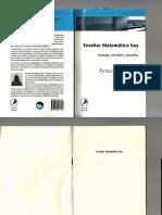 Enseñar Matemáticas Hoy - Patricia Sadovsky