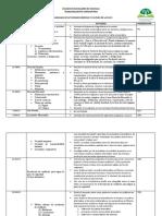 CRONOGRAMA DERECHO Y CULTURA DE LA PAZ II PARCIAL III