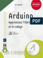 Arduino Apprivoisez Lélectronique Et Le Codage by Jean-Christophe Quetin (Z-lib.org)