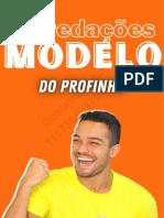 73 Redações Modelo Do Professor Vinicius Oliveira (1)