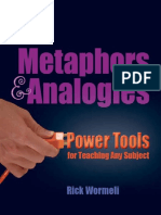 Metaphors Analogies Power Tools for Teaching Any Subject by Rick Wormeli (Z-lib.org)