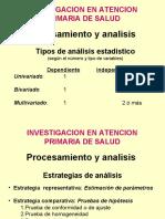 INVESTIGACION EN ATENCION PRIMARIA DE SALUD PARTE 1