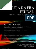 A igreja e a era feudal