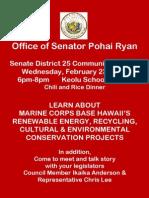 Meeting Flyer
