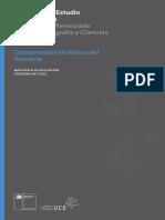 Formación Diferenciada Comprensión Histórica Del Presente
