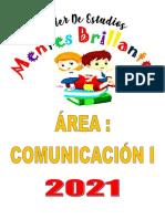COMUNICACIÓN 01MENTES BRILLANTES- 2021