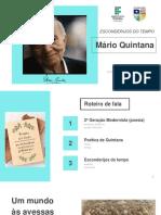 Análise - Mário Quintana