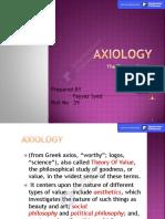axiology-assignment